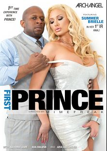 First Prince, starring Summer Brielle, Aria Alexander, Katrina Jade, Ava Dalush and Prince Yahshua, produced by ArchAngel.