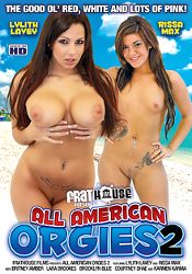 Straight Adult Movie All American Orgies 2