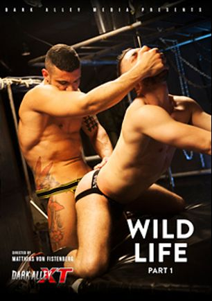 Wild Life, starring Felipe Ferro, Antonio Miracle, Letterio Amadeo, Gaston Croupier, Mario Domenech, Fabian (Dark Alley) and Jose Quevedo, produced by Dark Alley Media.