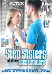 "Featured Category - Fresh Faces presents the adult entertainment movie ""Horny Step Sisters Seduce Their Step Brothers""."