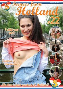 Teeners From Holland 22, starring Zarema, Jaqueline D., Danna Ray, Deena, Monika Benz, Karlijn, Zorah White, Jana X. and Sandra Kalerman, produced by Club Seventeen.