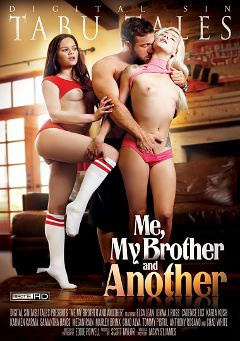 "Adult entertainment movie ""Me, My Brother And Another"" starring Elsa Jean, Marley Brinx & Megan Rain. Produced by Digital Sin."