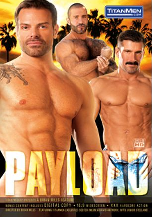 Payload, starring Danny King, Scotch Inkom, Ethan Hudson, Roman Wright, Junior Stellano, Ethan Hunter and David Anthony, produced by Titan Media.