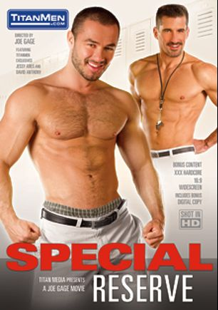 Special Reserve, starring Jessy Ares, David Anthony, Jessie Colter, Race Cooper and Kyle Quinn, produced by Titan Media.