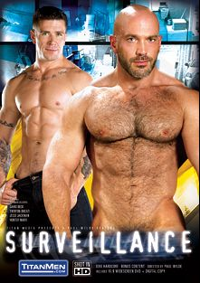Surveillance, starring Trenton Ducati, Spencer Reed, Jesse Jackman, Dario Beck, Harley Everett, Hunter Marx, Christopher Daniels and Nate Pierce, produced by Titan Media.