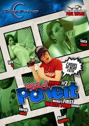 "Just Added presents the adult entertainment movie ""Nerd Pervert 2""."