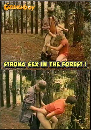Strong Sex In The Forest, produced by Crunchboy.fr.