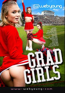 Grad Girls, starring Dakota Skye, Marley Brinx, Kenna James, Alina West, Samantha Hayes, Elektra Rose, Tara Morgan, Charlyse Angel, Kaylee Hayes, Ariana Marie and Jenna J. Ross, produced by Web Young.