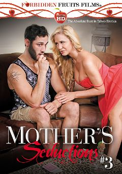 "Adult entertainment movie ""Mother's Seductions 3"" starring Alexis Fawx, Rion King & Damon Dice. Produced by Forbidden Fruits Films."