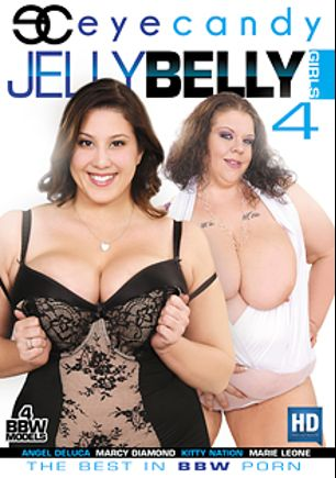Jelly Belly Girls 4, starring Kitty Nation, Angel DeLuca, Marcy Diamond, Marie Leone, Chad Diamond, Eric John and Jay Crew, produced by Eye Candy  - Coldwater Inc..