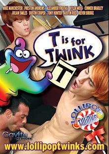 T Is For Twink, starring Kyler Moss, Mike Manchester, Dustin Cooper, Austin Reid, Tony Hunter, Julian Smiles, Conner Bradley, Trevor Bridge, Preston Andrews and Alexsander Freitas, produced by GayLifeNetwork and PornPlays.