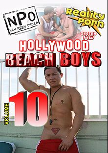 Hollywood Beach Boys 10, produced by NEW PORN ORDER-NPO.