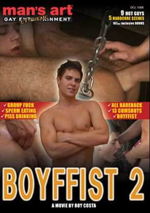 Boy FFist 2, produced by Man's Art Studio and XY Studios.