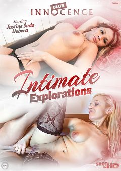 "Adult entertainment movie ""Intimate Explorations"" starring Justine Sade & Debora. Produced by Club Innocence."