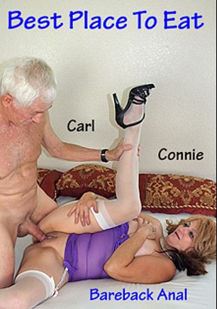 Best Place To Eat, starring Connie Sears and Carl Hubay, produced by Hot Clits Video.