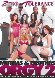 Straight Adult Movie Muthas And Brothas Orgy 2