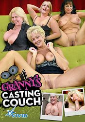 Straight Adult Movie Granny's Casting Couch
