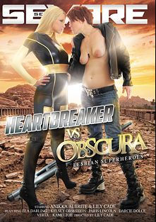 Heartbreaker VS Obscura, starring Anikka Albrite, Darcie Dolce, Verta, Kelsey Obsession, Paris Lincoln, Ela Darling and Lily Cade, produced by Severe Sex.