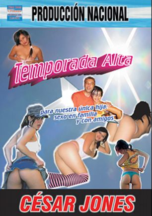 Temporada Alta, starring Victoria Luna, Bibi Ross, Muralon, Valentina Rose, Nisim Mbazbaz, Miguel Angel and Luciana Salguero, produced by LPSEXXX realizaciones.