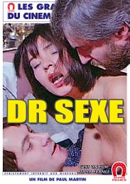 """Just Added presents the adult entertainment movie """"Dr Sexe - French""""."""
