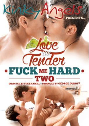 Love Me Tender, Fuck Me Hard 2, starring Kevin Warhol, Scott Bennet, Jeff Mirren, Billy Montague, Claude Sorel, Jaco Van Sant, Andre Boleyn and Adam Archuleta, produced by Bel Ami and Kinky Angels.