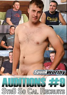 Auditions 9, starring Miller, Trever, Don *, Liam, Xander and Joel, produced by Spunk Worthy.