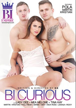 Bi Curious, starring Lady Dee, Marc Vidol, Nick Ross, Pola, Mea Melone, Paul Fresh, Rado Zuska, Martin Love and Tina Kay, produced by Mile High Media and Bi Empire.