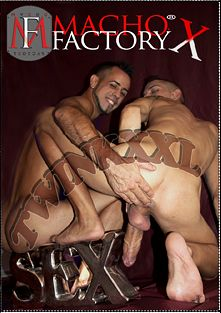 TwinkXXL, starring Benedictux, Javi Mendez, Adam Risso and Jota, produced by Macho Factory.