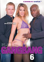 """Just Added presents the adult entertainment movie """"Planet Gang Bang 6""""."""
