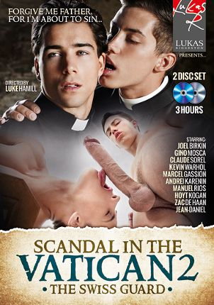 Gay Adult Movie Scandal In The Vatican 2