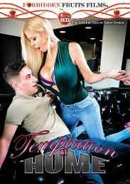 "Editors' Choice presents the adult entertainment movie ""Temptation At Home""."