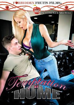 "Adult entertainment movie ""Temptation At Home"" starring Alexis Fawx, Rion King & Brad Knight. Produced by Forbidden Fruits Films."