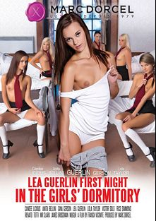 First Night In The Girls Dormitory, starring Anita Bellini, Candee Licious, Lea Guerlin, Lola Taylor, Doris Ivy, Rico Simmons, Rick Renato, Mugur, Mr. Clark and Kevin King, produced by Marc Dorcel and Marc Dorcel SBO.