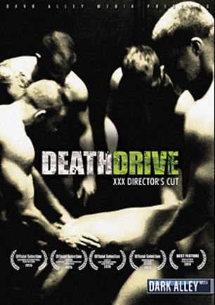 Death Drive, starring Nick Moretti, Shakina Nayfack, Max Cameron, Tate Ryder, Shay Michaels, Dayton O'Connor, Shane Frost, Adam Russo and Blake Daniels, produced by Dark Alley Media.