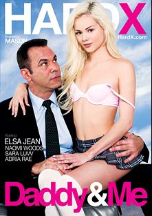 Daddy And Me, starring Elsa Jean, Adria Rae, Naomi Woods and Sara Luvv, produced by Hard X.