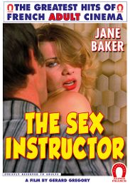 "Featured Category - International presents the adult entertainment movie ""The Sex Instructor - French""."