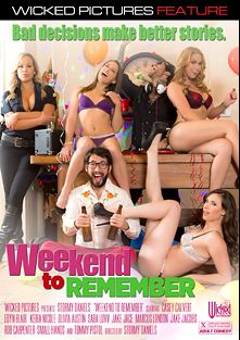 Weekend To Remember, starring Keira Nicole, Olivia Austin, Edyn Blair, Sara Luvv, Casey Calvert, Rob Carpenter, Small Hands, Jake Jace, Jake Jacobs, Tommy Pistol and Marcus London, produced by Wicked Pictures.