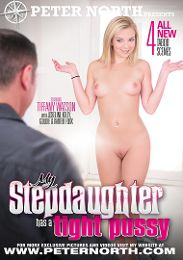 """Featured Studio - North Pole Enterprises presents the adult entertainment movie """"My Stepdaughter Has A Tight Pussy""""."""