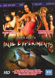 """Just Added presents the adult entertainment movie """"Hyde's Anal Experiments""""."""