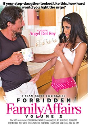 Forbidden Family Affairs 2, starring Kelly Greene, Bree Mitchells, Deanna Dave, Trisha Parks, Alexa Grace, Angel Del Rey, JMac, Ryan McLane, Dane Cross and Tommy Gunn, produced by Team Skeet.