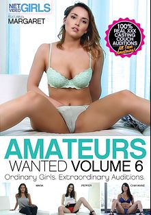 Amateurs Wanted 6, starring Olivia Taylor, Jean Michaels, Pepper XO and Violet Winters, produced by Net Video Girls.