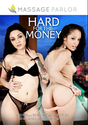Hard For The Money, starring Teddi Rae, Aimee Black, Raven Bay, Nikki Seven, Ashden Breeze, Lara Brookes and Eve Evans, produced by Massage Parlor.