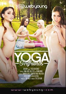 Yoga Girlfriends, starring Piper Perri, Jenna Sativa, Samantha Hayes, Samantha Rone, Ariana Marie, Alexis Crystal, Riley Reid and Taylor Sands, produced by Web Young.