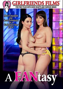 A FANtasy, starring Jen Doe, Veruca James, Trinity St. Clair, Jessi Palmer, Cala Craves, Magdalene St. Michaels, Dana DeArmond and Nyomi Banxxx, produced by Girlfriends Films.