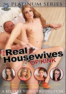 The Real Housewives Of Kink, starring Cayenne Klein, Kane Turna, Lance Hardwood, Foxy Di, Liona Shy, Hanna Sweet, Mugur and Csoky Ice, produced by Bizarre Video Productions.