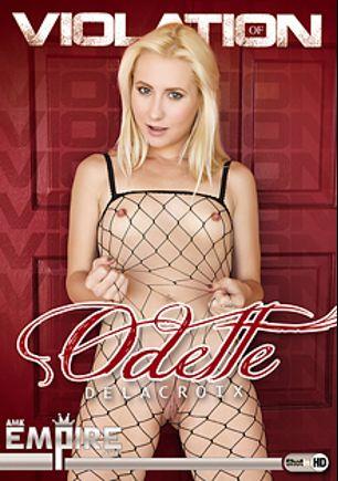 Violation Of Odette Delacroix, starring Odette Delacroix, Stacie Jaxxx, Sara Luvv and Pepper Kester, produced by AMK Empire.