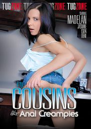 "Featured Category - All Sex presents the adult entertainment movie ""My Cousins Like Anal Creampies""."