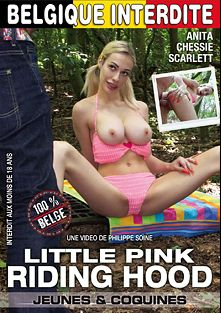 Little Pink Riding Hood, starring Scarlett Hope, Chessie Kay, Anita Vixen and Philippe Soine, produced by Marc Dorcel and Marc Dorcel SBO.