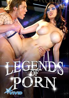 Legends Of Porn, starring Tera Patrick, Heather Hunter, Tori Welles, Kobe Tai, Ginger Lynn, Christy Canyon, Taylor Hayes, Jenna Jameson, Julia Ann, Racquel Darrian and Asia Carrera, produced by Vivid Entertainment.