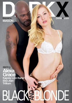Straight Adult Movie Black And Blonde